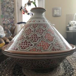 Williams-Sonoma Morocco Style Handmade Sign Tagine